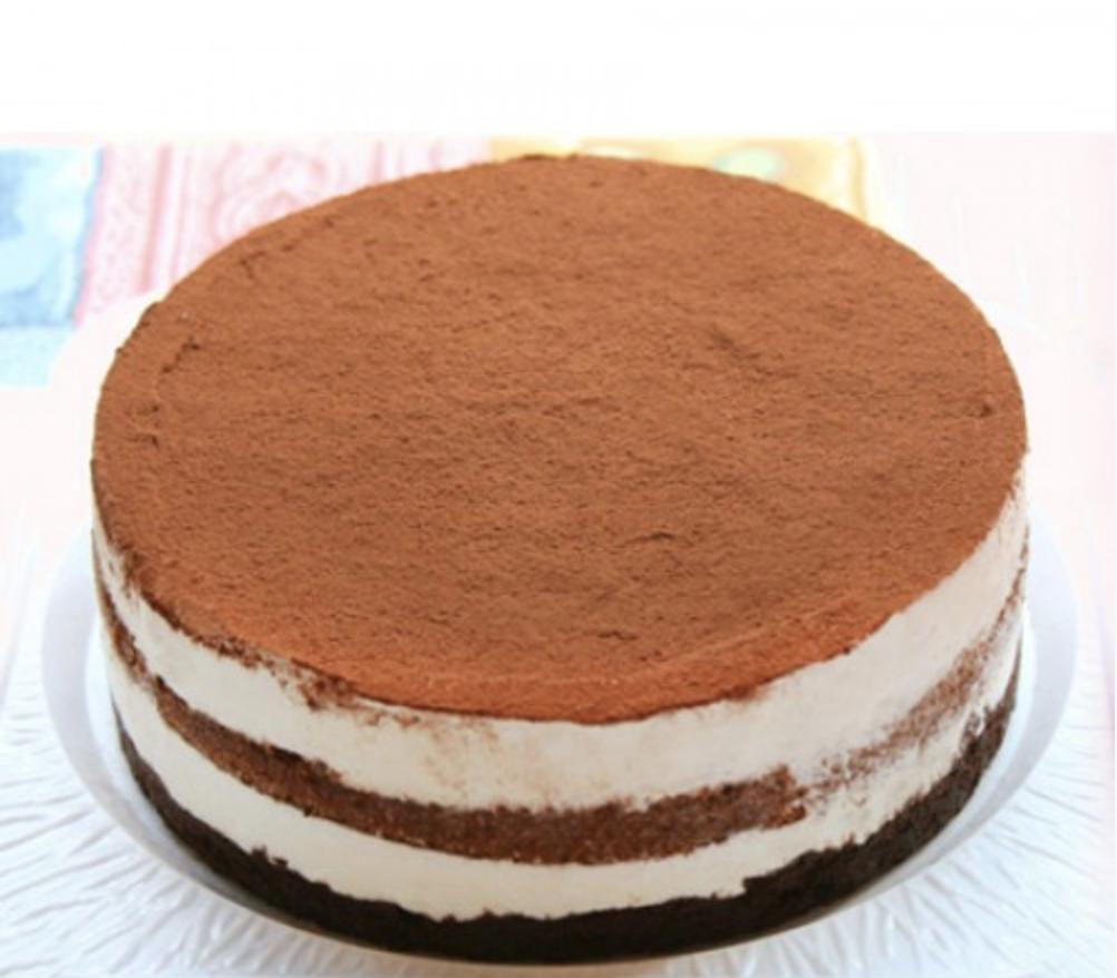 Tiramisu tortukas! (apie 0,7 kg.)